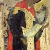 Иконостас Успенского собора во Владимире. Архангел Михаил. 1408. Андрей Рублёв.jpg